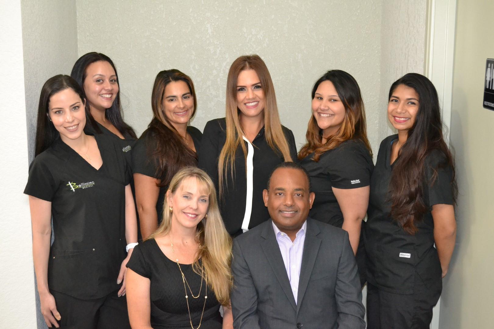 Bellissimo Medical Weston & Tampa Fla team member